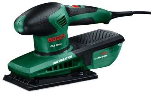 BOSCH PSS 200 AC IS vibraciona brusilica