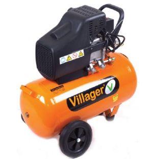 VILLAGER Kompresor BM 50L